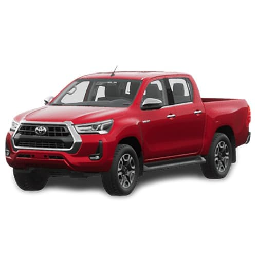 Toyota Hilux Cabine Dupla 2021