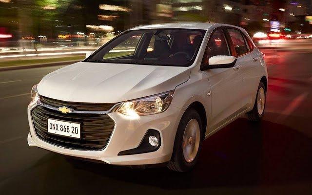 Novo Onix 2020 o carro mais vendido do Brasil