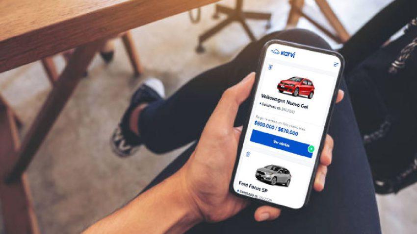 comprando carro pela internet