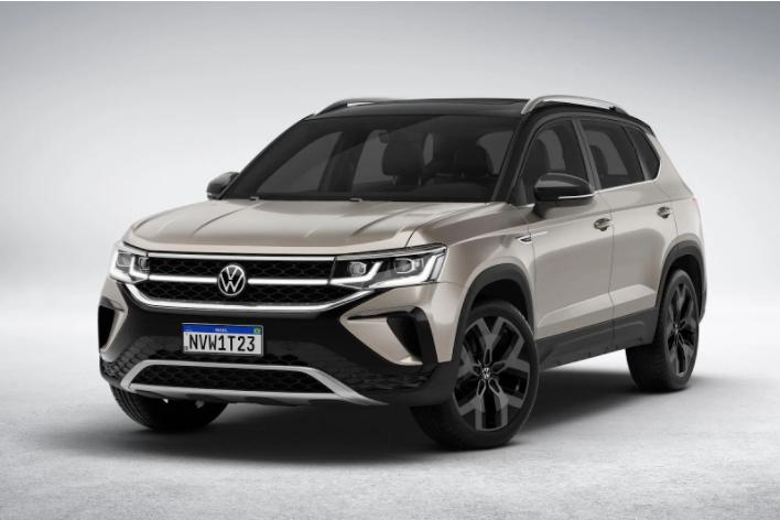 Volkswagen Taos prata